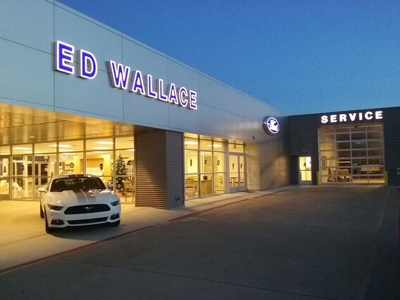 Contact Ed Wallace Ford